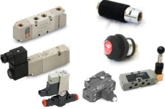 Ventiler, regulatorer och styrutrustning